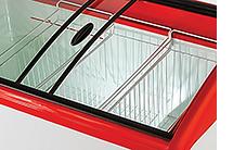 морозильный ларь витрина